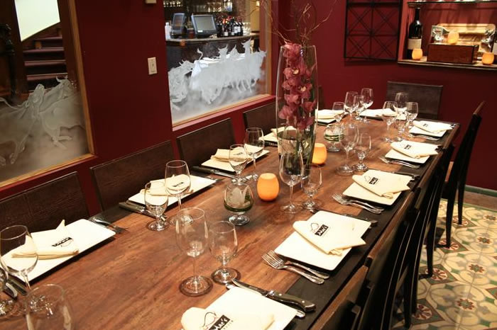 Mac's Steakhouse, Huntington, NY : Suzanne Costa Interiors